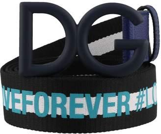 Dolce & Gabbana Love Belt