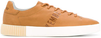Dirk Bikkembergs lace-up sneakers