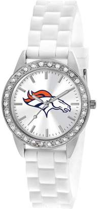 Game Time NFL Women's Denver Broncos Frost Series Watch