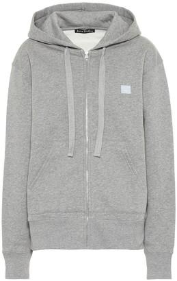Acne Studios Ferris Zip Face cotton hoodie