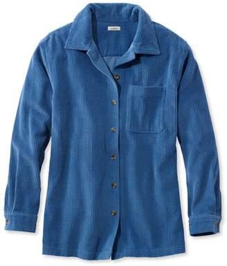 L.L. Bean L.L.Bean Comfort Corduroy Big Shirt