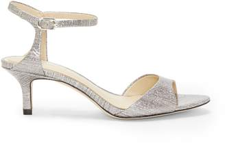 Vince Camuto Imagine Keire Metallic Kitten-heel Sandal