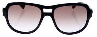 Sonia Rykiel Square Gradient Sunglasses