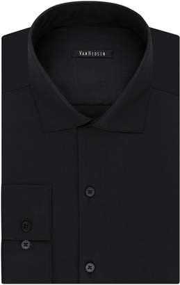 Van Heusen Men's Slim-Fit Lux Sateen No-Iron Dress Shirt