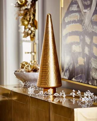 26 Gold Mirror Glass Tree