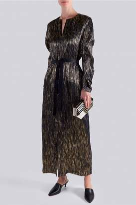 Zero Maria Cornejo Martin Belted Dress