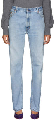 RE/DONE Indigo Levis Edition The Loose Jeans