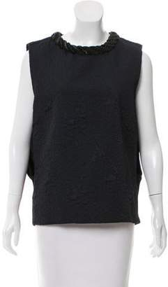 Amen Matelassé Sleeveless Top w/ Tags