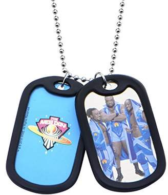 WWE Jewelry The New Day Stainless Steel Double Dog Tag Men's Pendant Necklace