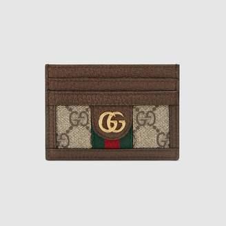 Gucci (グッチ) - 〔オフィディア〕GG カードケース