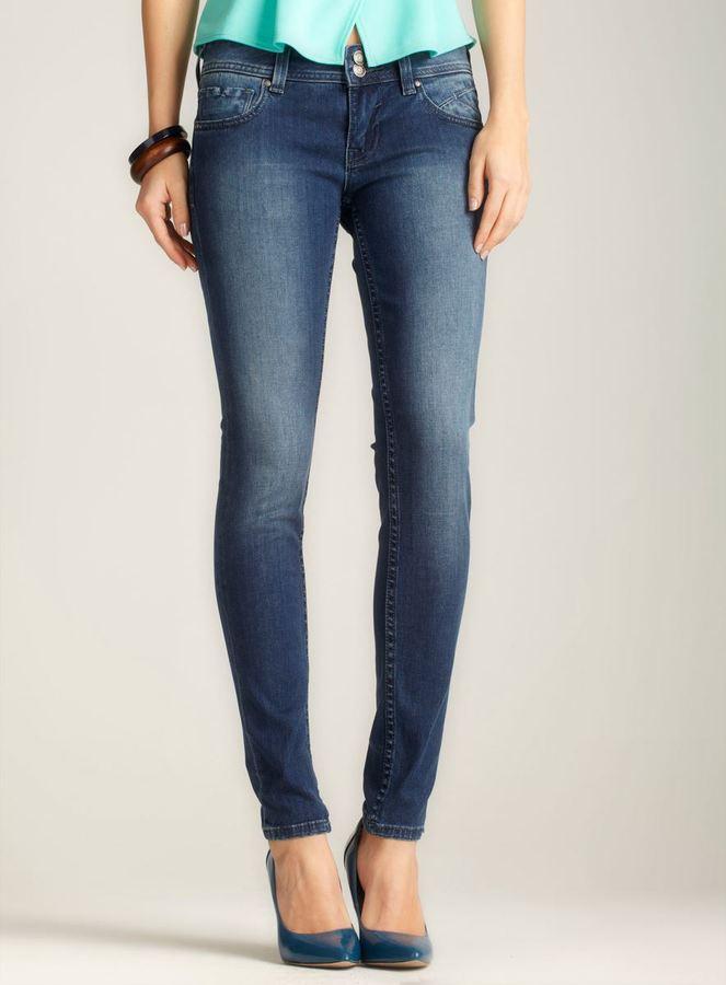 Vigoss Skinny Jean, Dark Blue