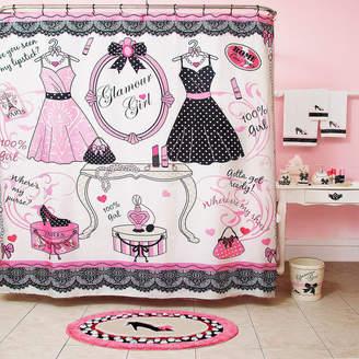 HOMEWEAR Glamour Girl Shower Curtain