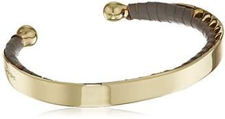 Shashi Asa Nicky Rose Gold Cuff Bracelet