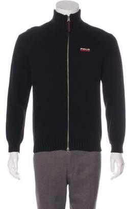 Polo Ralph Lauren Mock Neck Zip-Up Jacket