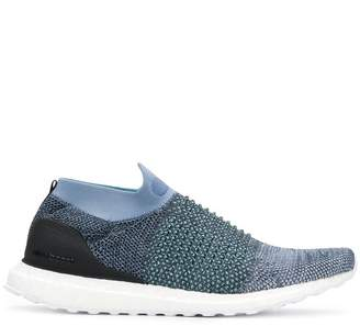 adidas Raw Flyknit slip on sneakers