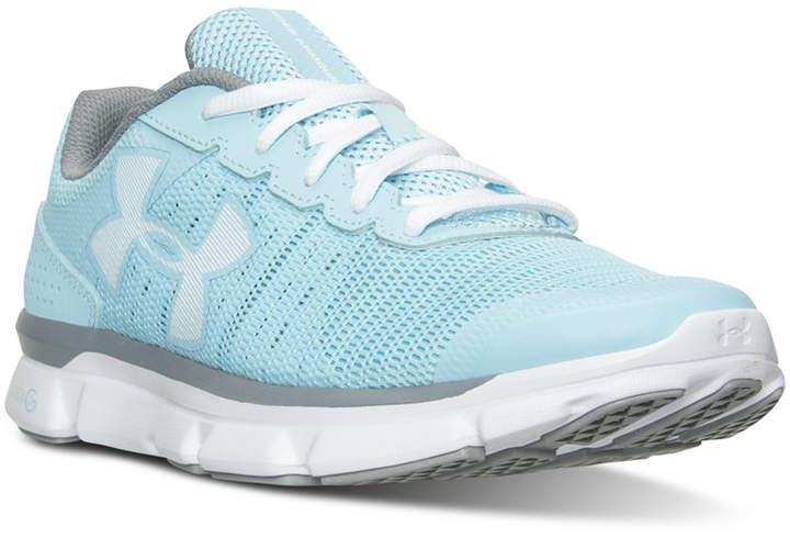Under Armour Women's Micro G Speed Swift Running Sneakers from Finish Line