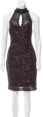 Lauren Ralph Lauren Sleeveless Sequined Dress w/ Tags