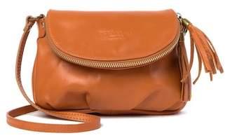 Persaman New York Romella Leather Tassel Crossbody Bag