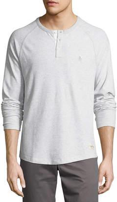 Original Penguin Vintage Henley T-Shirt