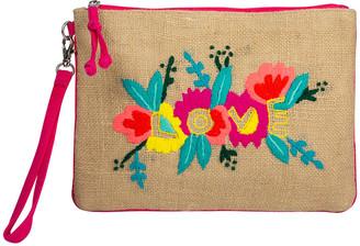 Saint Tropez Marinette Love Clutch Bag