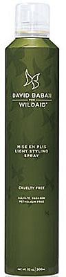 David Babaii Mise En Plise Light Styling Spray 10 Oz.
