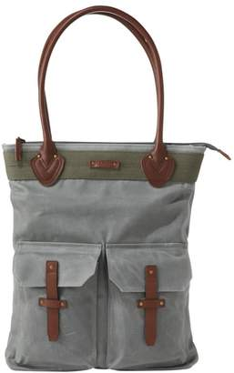 L.L. Bean L.L.Bean Waxed Canvas Tote