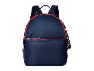 Tommy Hilfiger Kensington Quilt Nylon Backpack Backpack Bags