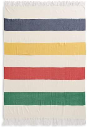 HBC Stripes Multi Stripe Lightweight Throw