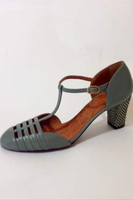 Chie Mihara Gorgeous Graygreen Shoe