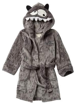 Petit Lem Sleep Monster Hooded Robe (Toddler & Little Boys)
