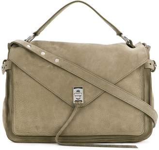 Rebecca Minkoff flip lock shoulder bag