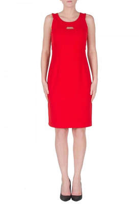 Joseph Ribkoff Red Cocktail Dress