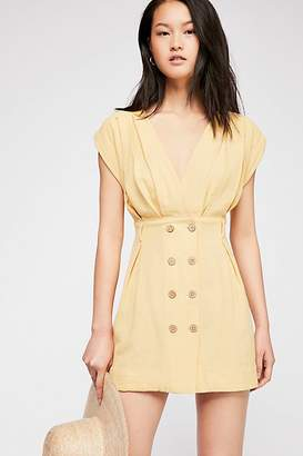 The Endless Summer Into Town Mini Dress