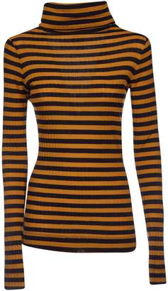 Alysi Striped Detail Sweater
