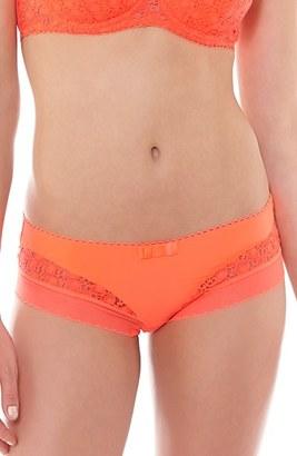 Women's Huit 'De L'Air' Lace Trim Briefs $53 thestylecure.com