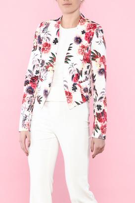 OVI Floral Blazer $35.99 thestylecure.com