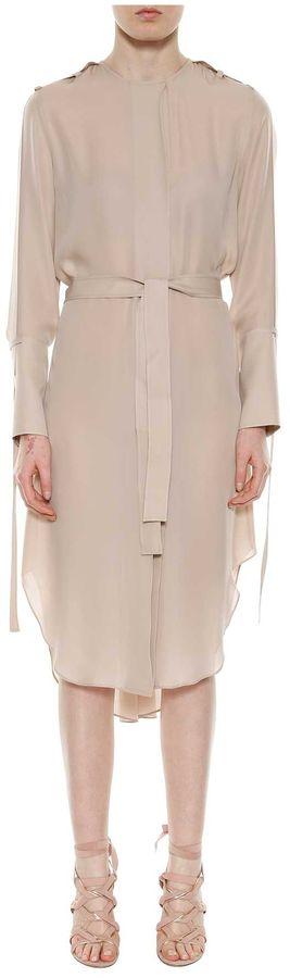 Calvin KleinCalvin Klein Georgette Dust Coat