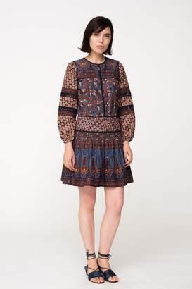Sea Gemma Peasant Dress