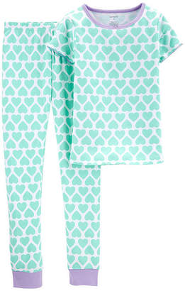 Carter's 2-pc. Pajama Set Preschool Girls