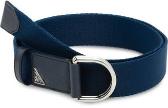 Prada technical fabric belt