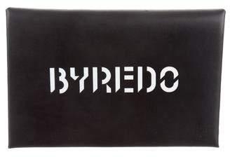 Byredo Leather Logo Clutch