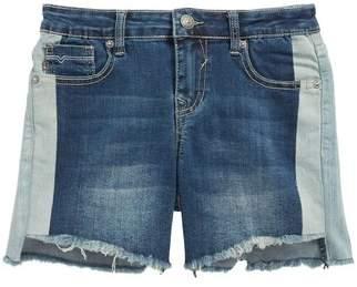 Vigoss Colorblock Cutoff Shorts