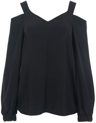 Tibi Silk Strappy Tunic