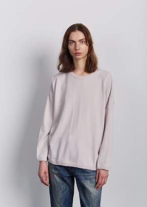 6397 Cotton Terry Crewneck