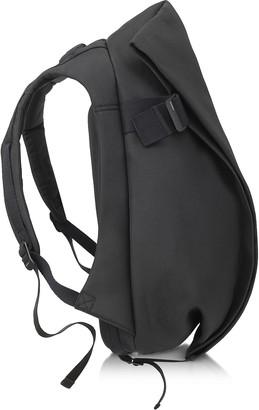 Côte&Ciel Isar Medium Black Eco Yarn Backpack