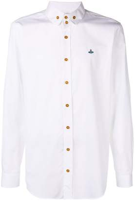 Vivienne Westwood classic collared shirt