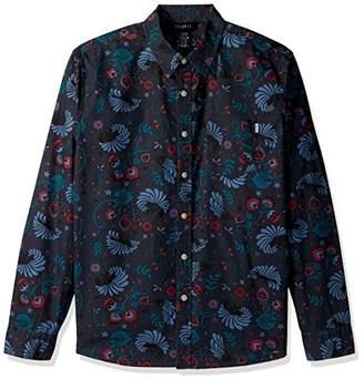 Poler Men's Wildlife Woven Shirt