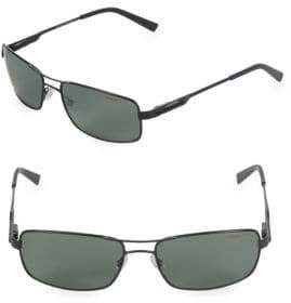 Carrera Cruise 59MM Rectangle Sunglasses