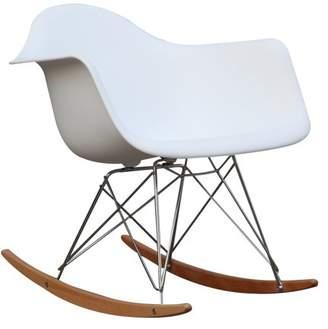 Fine Mod Imports Rocker Arm Chair