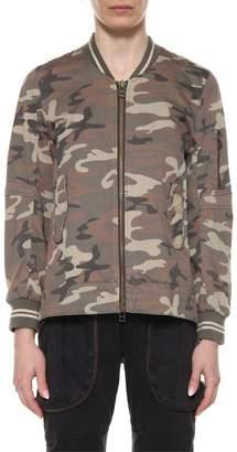 Berenice Alessandra Chamonix Alessandra Chamonix Basic Camouflage Jacket From Alessandra Chamonix